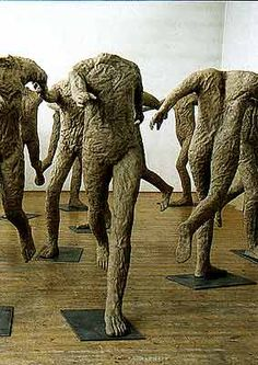"Magdalena Abakanowicz - ""Art will remain the most astonishing activity of mankind, born out of struggle between wisdom and madness, between dream and reality, in our mind."" -Magdalena Abakanowicz"