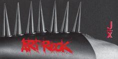 "- 21 ans ""Art Rock Party"" - Design: C. Rock, Bags, Design, Winter Games, Gaming, Handbags, Locks, Rock Music, Totes"