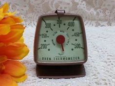 Vintage Retro Taylor Over Thermometer