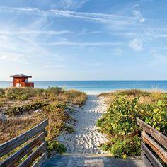 Sarasota, Florida - 2017 Happiest Seaside Towns in America - Coastal Living Florida Travel Guide, Florida Vacation, Florida 2017, Florida Usa, Florida Moving, April Vacation, Vacation Places, South Florida, Vacation Ideas