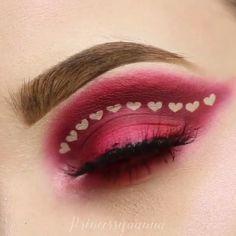 [Beauty Diy]: 20 Diy Make Up Guide Every Women Should Know – Crafts Day Eye Makeup, Day Makeup Looks, Smoky Eye Makeup, Eyeshadow Makeup, Diy Lipstick, Makeup Art, Lip Makeup, Make Up Looks, Red Make Up