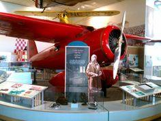 amelia earhart's plane