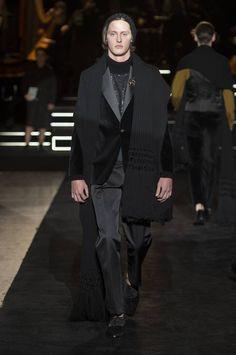 Male Fashion Trends: DAKS Fall/Winter 2016/17 - Milán Fashion Week