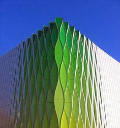 Afbeeldingsresultaat voor gradient architecture