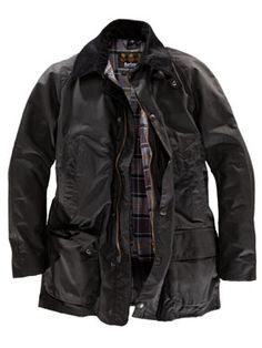 Barbour Bristol Jacket, the classic, updated and a bit slimmed down.