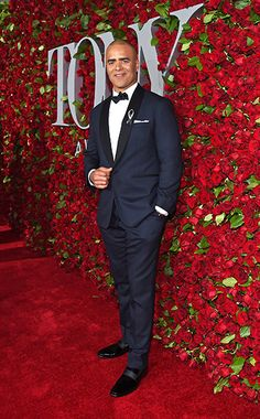Tony Awards 2016 Red Carpet Arrivals | Christopher Jackson
