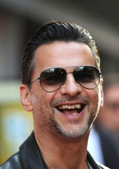 Dave Gahan - 7th Annual MusiCares MAP Fund Benefit - Arrivals