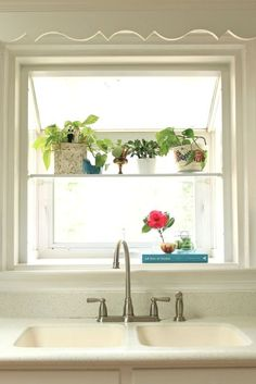 Kitchen sink with garden window & garden window- kitchen \u2026 | Pinteres\u2026 Pezcame.Com