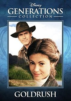 """""""Goldrush: A Real Life Alaskan Adventure"""" Staring: Alyssa Milano, Bruce Campbell Written by: John Power Approximate Run Time: 89 minutes Rated: TV-G Every Disney Movie, Classic Disney Movies, Disney Classics, She Movie, Movie Tv, John Power, Melrose Place, Dusk Till Dawn, Bruce Campbell"""