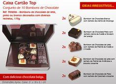 Festeje no dia 15 o Dia Internacional da Família com Doces Bombons de Chocolate!