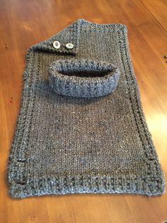 Knitting Machine Patterns, Poncho Knitting Patterns, Loom Knitting, Knit Patterns, Free Knitting, Sewing Patterns, Poncho Au Crochet, Crochet Baby, Knit Crochet