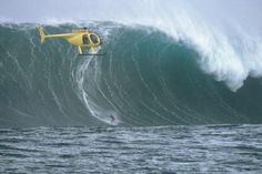 """Wailuku, HI: World Cup Towing In event """"Jaws"""" Maui"""