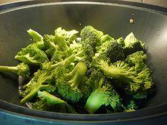 Como hacer brocoli al vapor con Thermomix Electronic Cigarette, Vegan, Vegetables, Cooking, Healthy, Food, Fitness, Gourmet, Orange Cupcakes