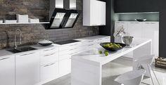 Schröder Küchen   Design Küche   Lucida optiwhite
