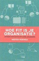 Leuke uitnodiging ontvangen voor de presentatie van het nieuwe #boek van @HesterHeringa: Hoe fit is je #organisatie?