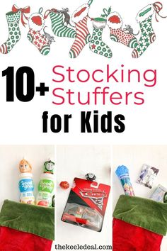 Stocking stuffers for kids that will cut down on the junk, save you money and make your kids happy. Great ideas for Christmas gifts for your kids and babies. #christmas #stockingfiller #christmasgifts Christmas Gift For You, All Things Christmas, Christmas Crafts, Stocking Stuffers For Teens, Kids Stealing, Budget Holidays, Playing Card Games, Silly Putty, Neighbor Gifts