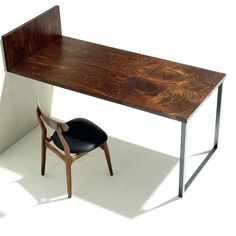 Wall Mounted Fold Up Tables Awesome Kitchen Table Custom Made Walnut And Steel Folding Dining By Design
