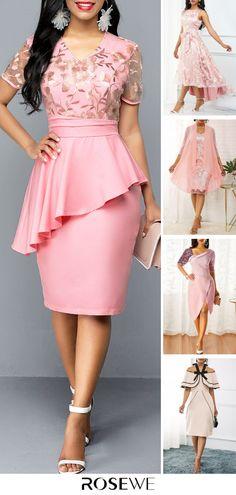 Latest African Fashion Dresses, African Dresses For Women, Women's Fashion Dresses, Modest Dresses, Simple Dresses, Cute Dresses, Prom Dresses, Trendy Dresses, Beachwear Fashion