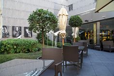 Bar Lucien Fouquets // Paris