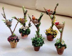 Vivian Bick miniatures