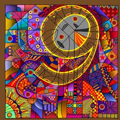 DeviantArt is the world's largest online social community for artists and art enthusiasts, allowing people to connect through the creation and sharing of art. Number 9, Cloud 9, World Of Color, Letters And Numbers, 2 Colours, Color Schemes, You Got This, Count, Abstract Art