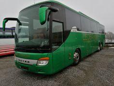 Setra S 416 GT HD / VIP Bus als Reisebus in Saarbrücken