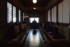 毎週月曜18時半と19時半開始 坐禅会 曹洞宗 港区西麻布 青山 永平寺別院 長谷寺