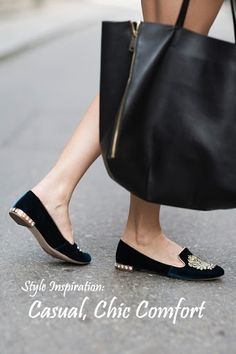 The Simply Luxurious Life®: Style Inspiration: Casual Chic Comfort