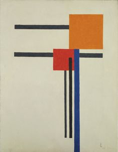 """Lajos D'Ebneth. Composition. 1926. Oil on canvas. 18 1/4 x 14 1/2"""" (46.3 x 36.5 cm). The Riklis Collection of McCrory Corporation. 1004.1983. Painting and Sculpture"""