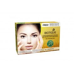 Bio Gold Radiance Facial Kit with Gold Bhasma