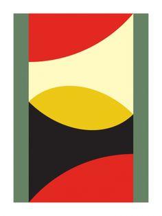Tesla (2012) - Geometric Art by Gary Andrew Clarke