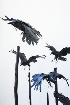 Anna-Wili Highfield paper sculpture