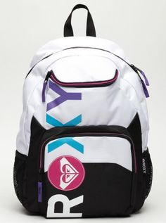 Roxy Shadow View Backpack! I want this! Cute Backpacks a89d650dcabd6