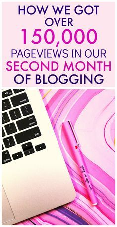 How she got over 150,000 pageviews in her second month of blogging is CRAZY! I would have never have thought of this before! I am DEFINITELY using these tips for my blog, this is so AWESOME!