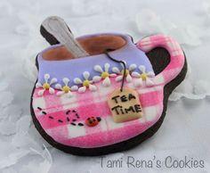 Tea Time Cookie
