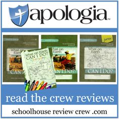 The Schoolhouse Crew has had the opportunity to review the newest book in the elementary Biblical worldview series: What in the World Can I Do? by John Hay and David Webb. This is book 4 in the series. @Apologia #homeschool #hsreviews Homeschool Curriculum Reviews, Homeschool Books, Science Curriculum, John Hay, Learning To Relax, David Webb, Bible Teachings, Bible Lessons, Opportunity