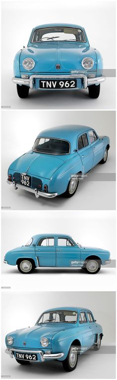 Renault Dauphine Cars, Vehicles, Autos, Car, Car, Automobile, Vehicle, Trucks, Tools
