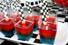 Race Car Party by #Partylicious partyliciouseventspr.blogspot.com