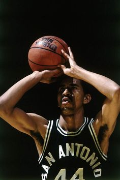 George Gervin - San Antonio Spurs Basketball History c88292661