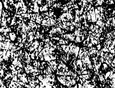 THOUGHTS ON ARCHITECTURE AND URBANISM: Jackson Pollock and Fractals