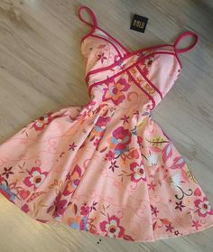 Cool Outfits, Summer Outfits, Summer Dresses, Day Dresses, Mini Dresses, Summer Of Love, Casual, Personal Style, Vintage Fashion