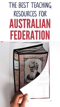 This fantastic range of Australian Federation teaching resources are aligned with the Australian Curriculum and are the perfect tool to help you teach this tricky topic. These Australian Federation teaching resources are fun, interactive and hands-on beca History Teachers, Teaching History, Teaching Resources, History Class, Primary Activities, Primary Teaching, Teaching Kindergarten, Primary School, Federation Of Australia