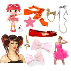 """tippy tumblina"" by flyingtoaster on Polyvore"