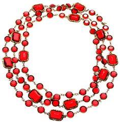 chanel Rouge jewells