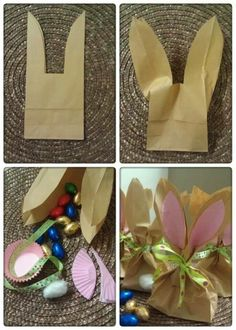 Easter goodie bags