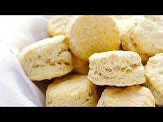 3-Ingredient Coconut Oil Biscuits | Gimme Some Oven