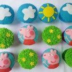 Docinhos para uma festa Peppa Pig