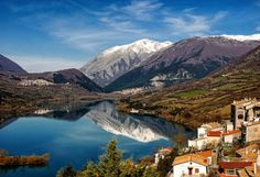 I would love to stay here. Abruzzo, Italy
