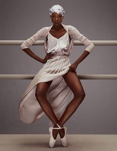 Called to the barre. Styling by Damian Foxe. Photos by Andrew Yee