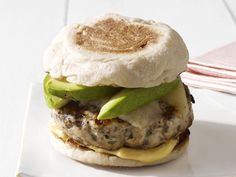 Perfect Turkey Burgers #FNMag #myplate #protein #dairy